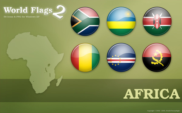56 Icons of Africa