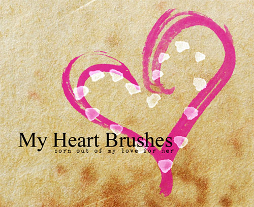 My Heart Brushes