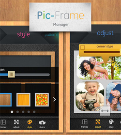 Pic-Frame Manager
