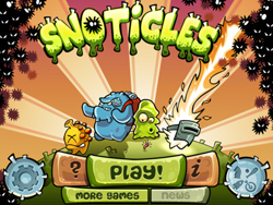 iPhone и iPad – Snoticles