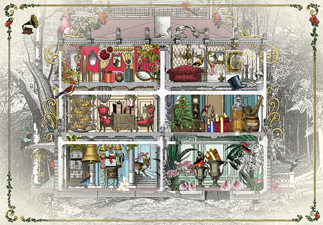 Penhaligon's Mystery Mansion