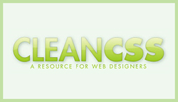 Clean CSS