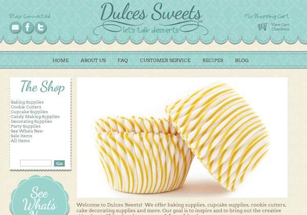Dulces Sweets