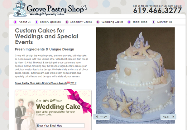 Grove Pastry Shop