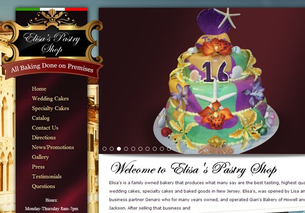 Elisa's Pastry Shoppe