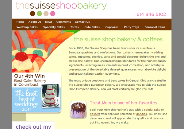The Suisse Shop Bakery