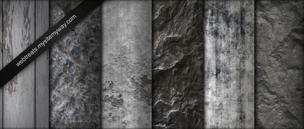 Greyscale Natural Grunge Textures
