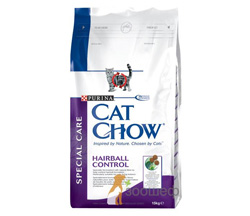 Cat Chow special care