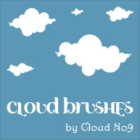 Cloud Brushes ver.1