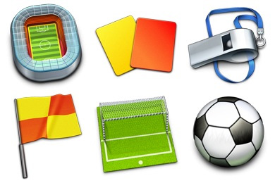 Soccer Icons by Artua.com