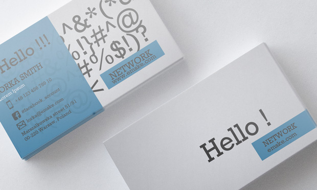 Creative Business Card Template vol 1
