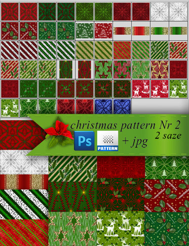 Christmas patterns Nr2