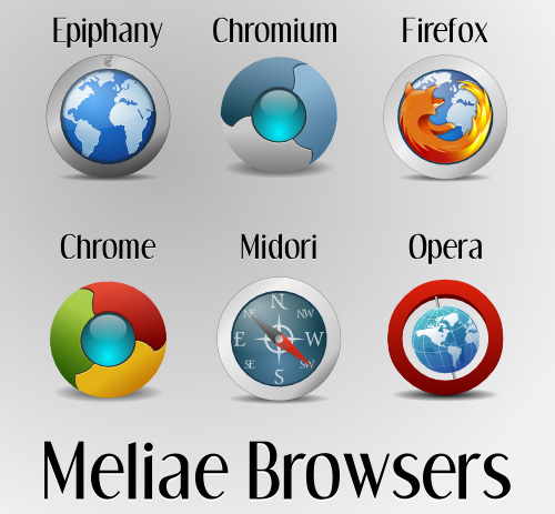 Meliae Browsers