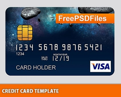 PSD Credit Card