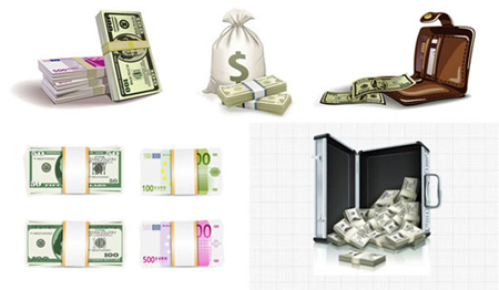 Monetary money notes