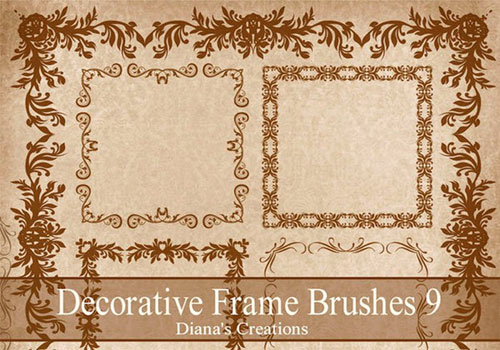 Free Decorative Brushes