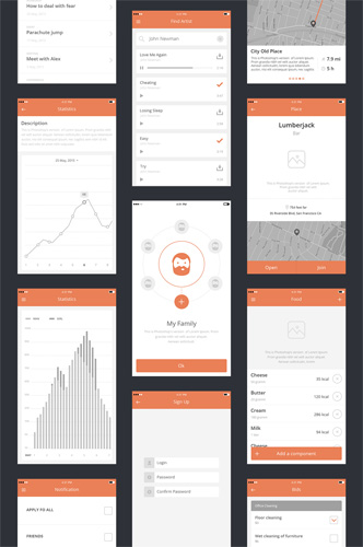 Biggest Free UX Prototyping Kit