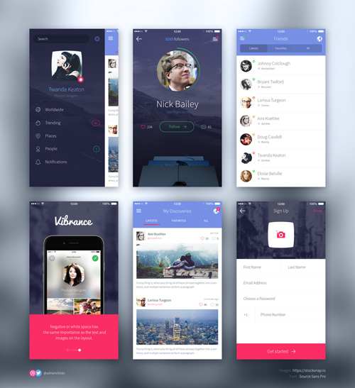 iOS UI-Kit
