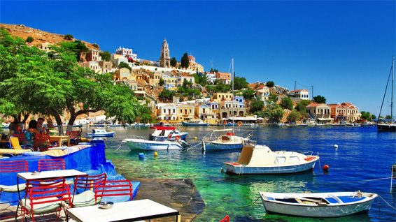Greece Symi Island