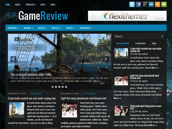 GameReview