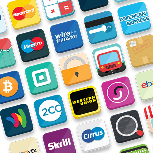 Freebie eCommerce Icons
