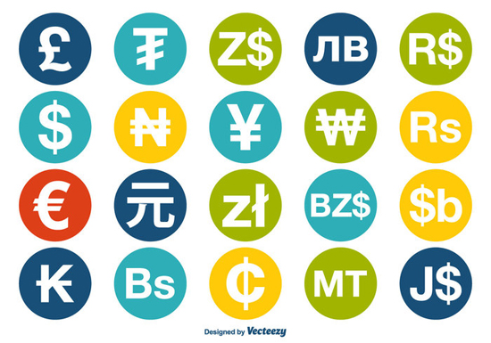 Currency Iconset