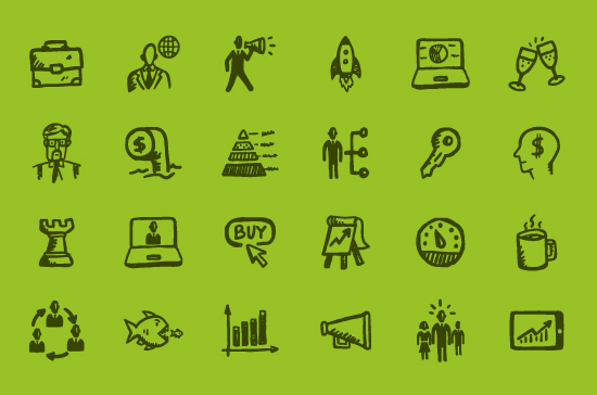 Busy Icons