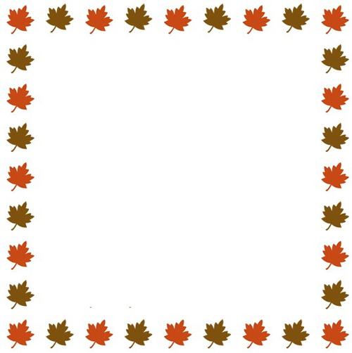 Kids Clipart Fall