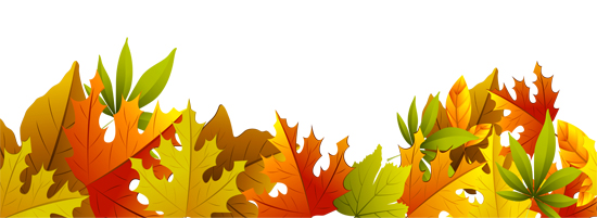 Frame Leaves Clipart