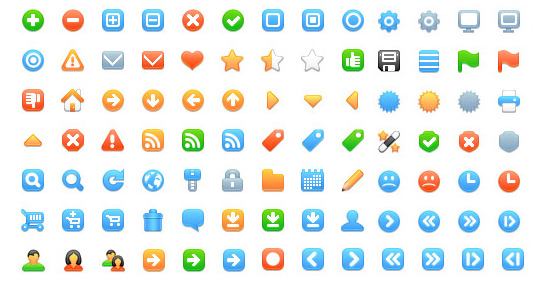 3 Free 24×24 web development icon