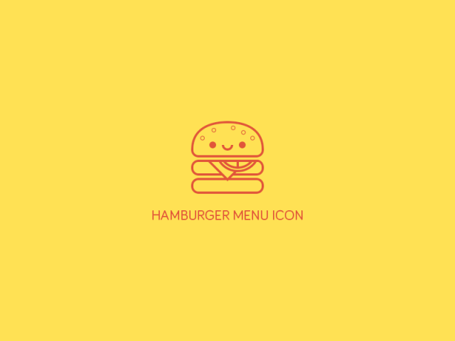 Menu Icon by Dave Gamez