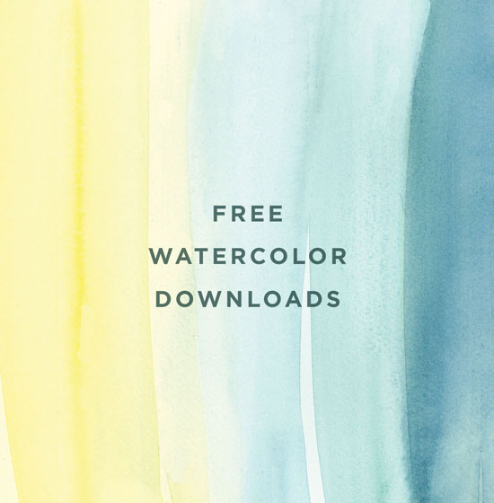 Watercolor5 Wallpaper
