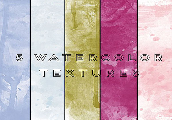 5 HighRes Texture Backgrounds Jpeg