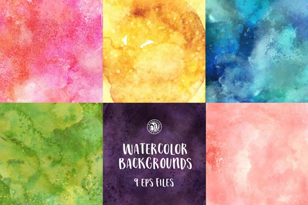 9 Free Backgrounds