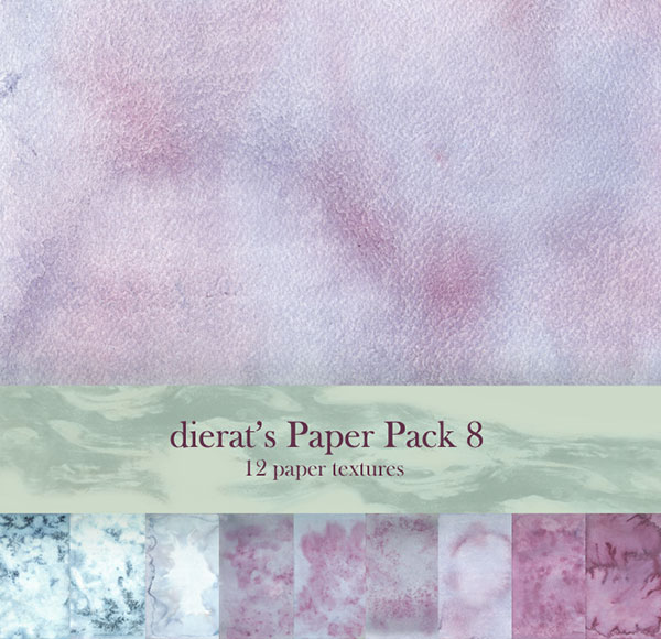 Paper Pack 8