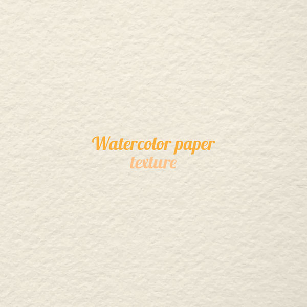 Watercolor Paper Texture by BrushLovers