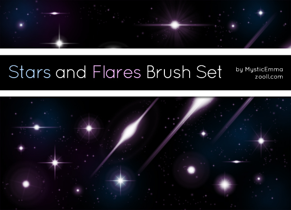 Stars And Flares