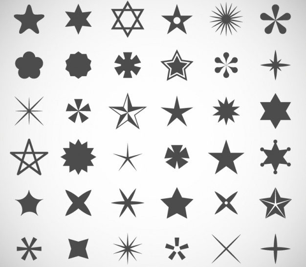 Star Icons Collection
