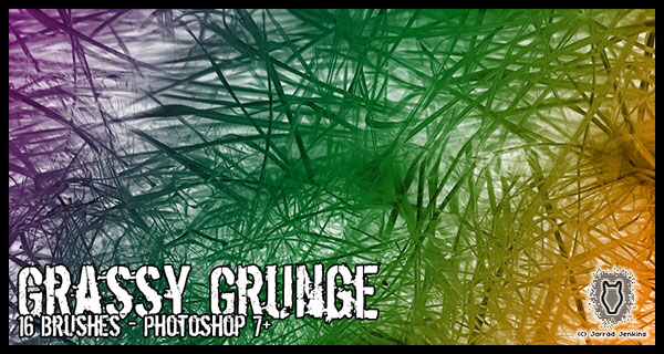 Grassy Grunge Brushes
