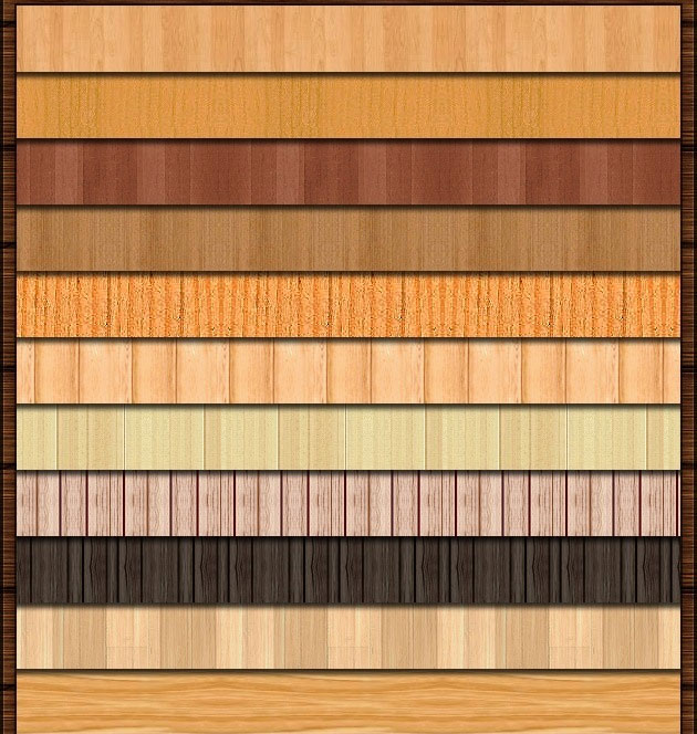 Wooden 300+ Texture Pack
