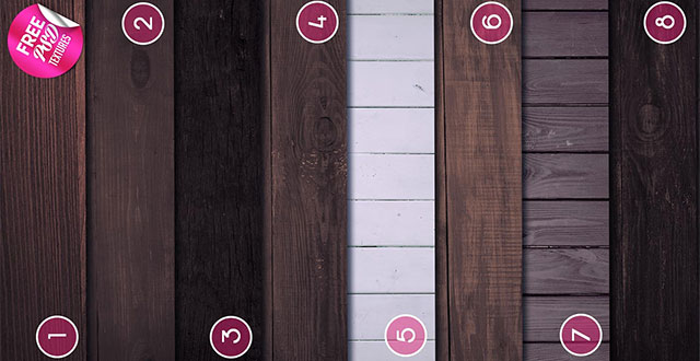 Free Wooden Textures Pack