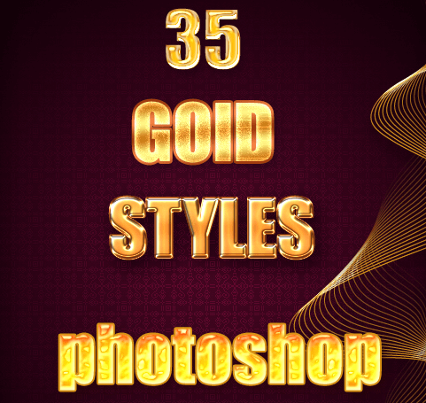 35 Gold Styles