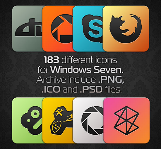 IconPack 2 by aablab