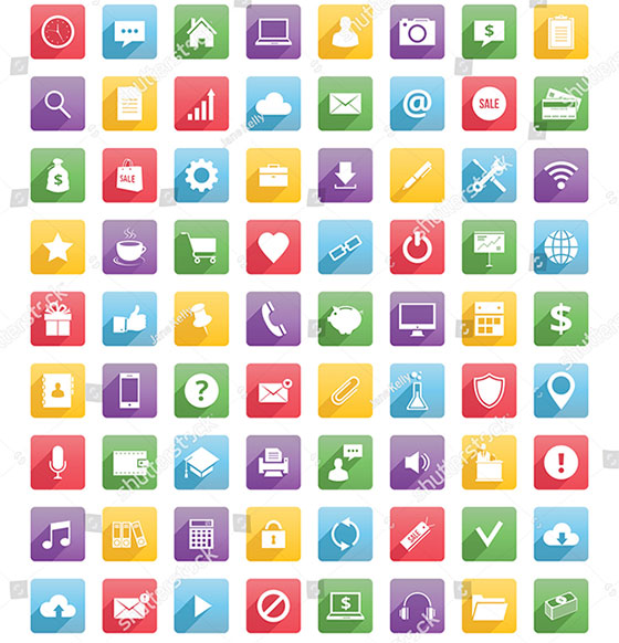 Universal Web/Mobile Icons