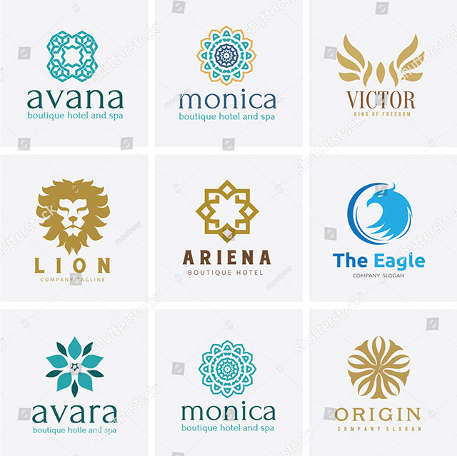 Logos For Hotel Boutique