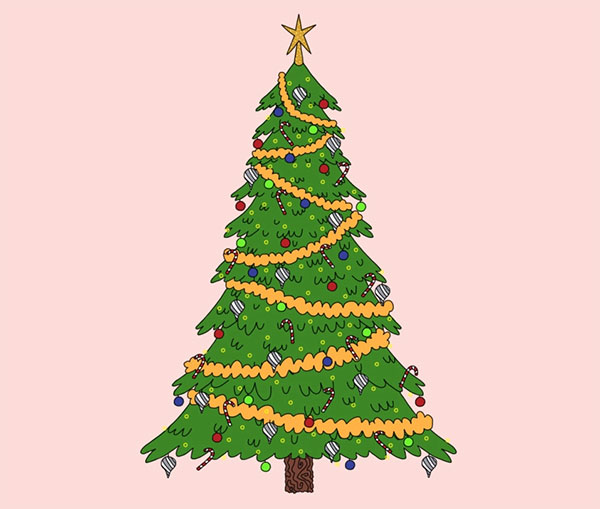 Christmas Tree: A Step By Step Guide