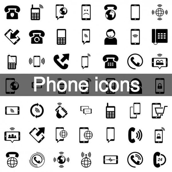 Phone IconsPack