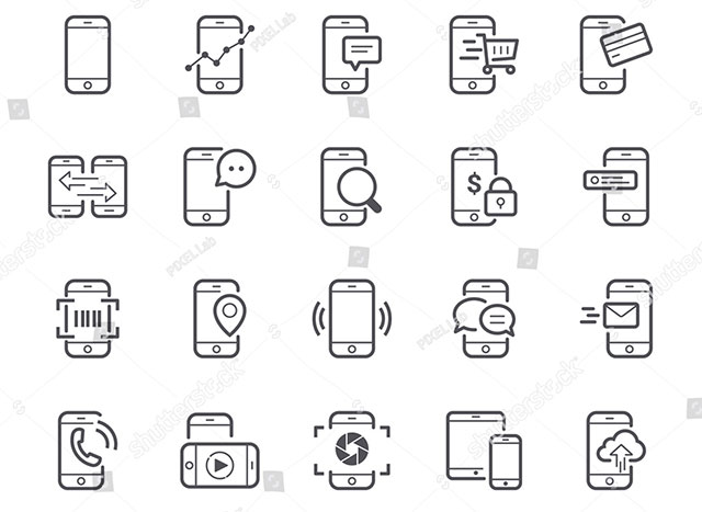 Minimal Set of Mobile Phones