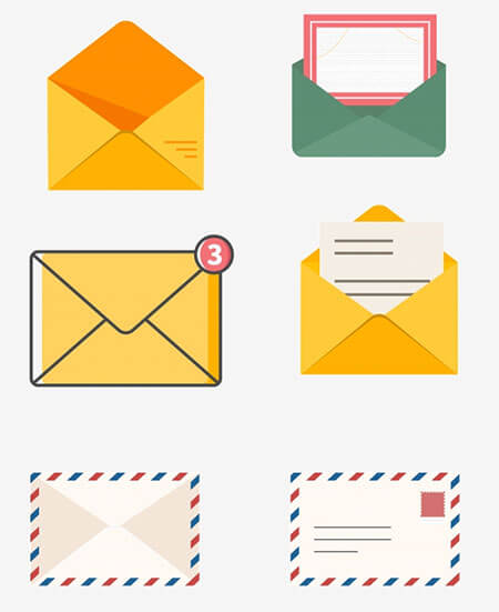 Envelope Icon Free Png Transparent