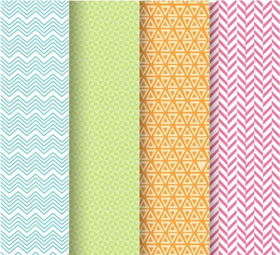 Seamless Patterns by BSGStudio